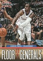 2012-13 Panini Threads Floor Generals #7 Chris Paul Los Angeles Clippers