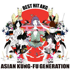 Asian Kung-Fu Generation : Best Hit AKG CD (2015) ***NEW***
