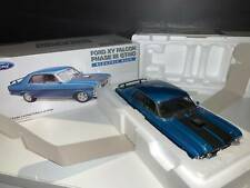1:18 Classic Carlectables XY Ford Falcon Phase III GT-HO Electric Blue. insured!