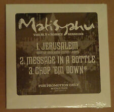 Matisyahu – The Sly & Robbie Sessions. CD, Promo, Card slipcase. Epic 