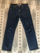 Vintage Levis 505 Jeans 34X30 Front General Store Brooklyn