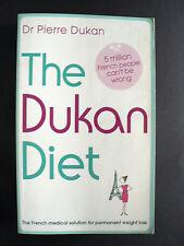 The Dukan Diet  Dr Pierre Dukan (Paperback, 2010)...