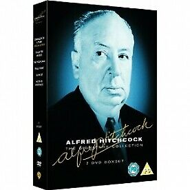 Alfred Hitchcock The Signature Collection Box Set DVD