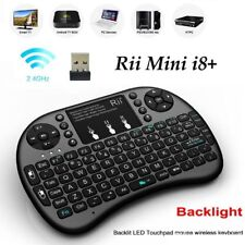 English i8 2.4GHz Mini Wireless Keyboard Remote Controls for PC Android TV Box