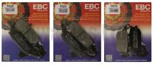 Suzuki DL1000 V-Strom 2002-2010 Set of EBC Front & Rear Brake Pads