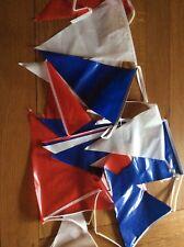 Guirlande de Fanions Bleu Blanc Rouge 10 M Neuve  Emballée Envoi Lettre Suivie