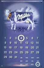 Milka Werbung für Süßwaren