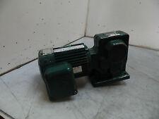 Sumitomo SM-Hyponic Induction Geared Motor, RMH1/4-30L, 60:1 Ratio,  WARRANTY