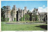 Rare Vintage Scenic Postcard - Ashford Castle, Cong - Mayo, Ireland (1961).