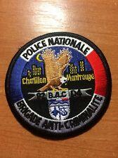 PATCH POLICE FRANCE - BAC Chatilllon Montrouge 92 - ORIGINAL!
