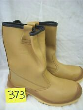 size 9 UPower Original None-Metallic Rigger Safety Boots like jallatte jalaska