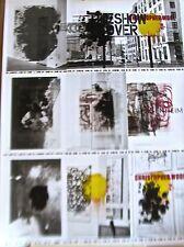 Christopher Wool Original 2013  Guggenheim Museum Retrospective Poster AMD