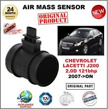 FOR CHEVROLET LACETTI 2.0 D J200 121bhp 2007> AIR MASS SENSOR 4 PIN with HOUSING