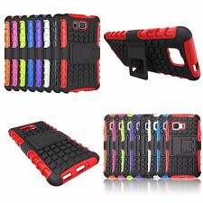 HEAVY DUTY TOUGH SHOCKPROOF WITH STAND HARD CASE COVER FOR VAROIUS MOBILE PHONES