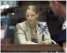 Jodie Foster Inside Man Signed Authentic 11X14 Photo Autographed PSA/DNA #J37943