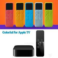 Dustproof Protective Case Silicone Cover Skin for Apple TV 4 Remote Controller