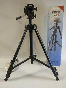 Velbon Videomate II VEL-FLO 7 MINI-PRO Camcorder Tripod with box