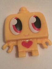 Moshi Monsters Series 3 Ultra Rare Moshling #108 Yellow Nipper Figure