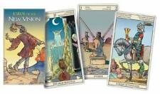 Tarot Of New Vision (Carte) di Pamela Colman Smith Carte Libro 9788883952999