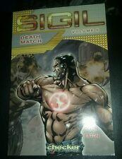 Sigil TPB #5 death match CrossGen Checker trade paperback book graphic novel gn