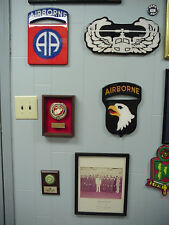 Air Assault Badge Patch Award or Recognition Wall Plaque. Mint condition!