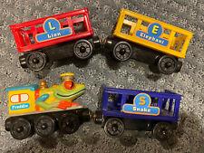 4 Alpha Zoo Express Freddy Frog Train Car