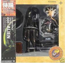 Used KaiyodoTokusatsu Revoltech Series No.001 Alien Pre-Painted