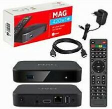 MAG 420W1  IPTV/OTT set-top box 4K Media  SUPPER    OFFERT 12 m psw  102.99£