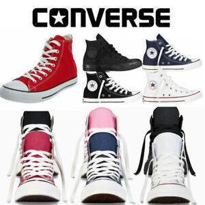 Converse Unisex All Star Classic Women Men High Tops Chuck Taylor Shoes UK