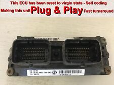 FIAT PUNTO 1.2 ECU IAW59F.M3/HW303 * Plug & Play * Vergine unità (Self codifica)