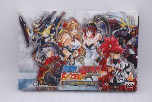 Nintendo DS Mugen no Frontier EXCEED Super Robot Wars OG Saga Limited Edition