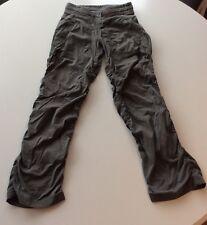 Girl's Ivivva By Lululemon Pants Yoga Child's Size 6 Gray