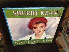 Sherry Kean Mixed Emotions vinyl mini LP 1983 promo EX