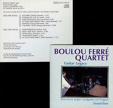 BOULOU FERRE QUARTET  guitar legacy  LIVE 86