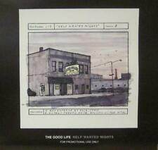 The Good Life(CD Album/Promo)Help Wanted Nights-Saddle Creek Europe-SCE108 CD-EU