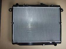 Radiator LEXUS LX470 UZJ100R 1999-2007 V8 4.7ltr Manual New Radiator