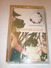 The Psychedelic Furs CASSETTE NEW World Outside