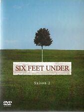 SIX FEET UNDER  Intégrale saison 2 - Coffret Collector 5 dvd - Coffret  DIGIPACK