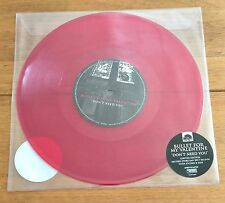 """Bullet For My Valentine - Don't Need You   10"""" Red Vinyl"""