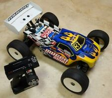 Used RTR Mugen Seiki MBX8T ECO 1/8 Off-Road 4WD Competition Truggy - MUGE2024