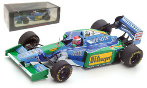 Spark S4484 Benetton B194 #6 Australian GP 1994 - Johnny Herbert 1/43 Scale