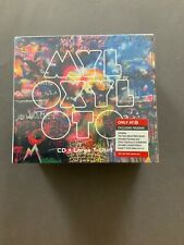 Coldplay Mylo Xyloto Box Set CD+T-SHIRT Limited  Edition
