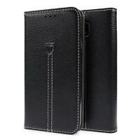 Handy Schale für Samsung Galaxy S9 Schutz Hülle Case Cover Wallet Flip Etui