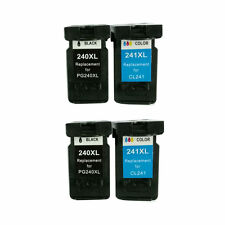 Reman Ink Cartridge for Canon PG-240XL(Black)/CL-241XL(Color) Canon Pixma MX452