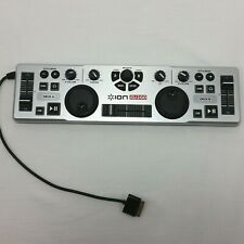 Ion iDJ2GO DJ System Mini Mobile Mixer Controller for iPad iPhone iPod Touch