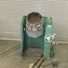Kramer Tilting Barrel Tumbler, Model Ttm-2, S/N 890