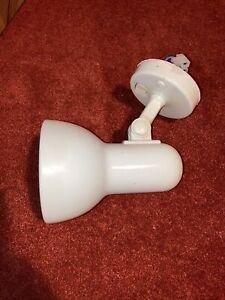 Vintage Wall Lights 80s Spotlight Cream Art 50184 Ring-Lighting