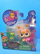 Littlest Pet Shop Fairies Glistening Garden Dandelion Fairy #2608,  #2609 New