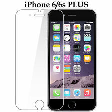 Anti-scratch 4H PET film screen protector Apple iphone 6 6s PLUS front
