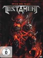 TESTAMENT: OVER THE WALL NEW DVD